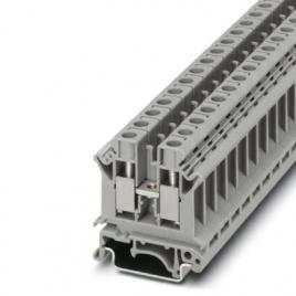 菲尼克斯直通式接线端子 - UK 10 N - 3005073