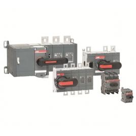 ABB OTM_C_D(自动式)PC级双电源转换开关 OTM32F4C10D380C 10112500