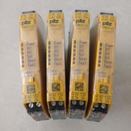 皮尔兹安全继电器 PNOZ s1 C 24VDC 2 n/o 751101