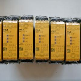 皮尔兹安全继电器 PNOZ X2.8P 24VACDC 3n/o 1n/c 777301