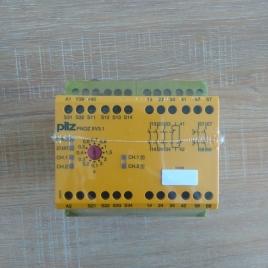 皮尔兹安全继电器 PNOZ X3 24VAC 24VDC 3n/o 1n/c 1so 774310