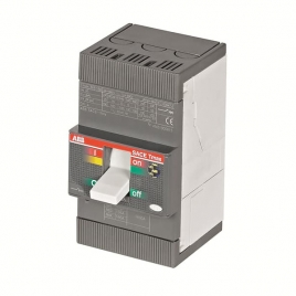 ABB塑壳断路器 T1C160 TMD32/500 FFC 3P