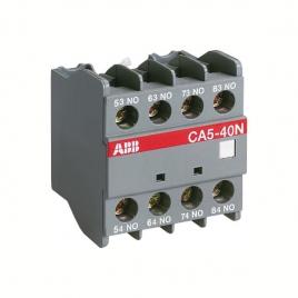 ABB接触器辅助触点 CA5-40N
