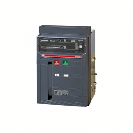 ABB Emax空气断路器E1N800 R400 PR123/P-LSI FHR 3P