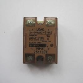 欧姆龙固态继电器 G3NA-210B AC200-240 BY OMZ