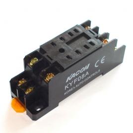凯昆继电器插座 KYF08A