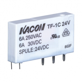 凯昆微型功率继电器 TF-1C