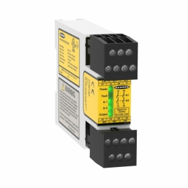 邦纳双手控制安全继电器(BANNER)AT-FM-10K
