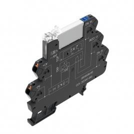 魏德米勒继电器 TRP 24VDC 1CO